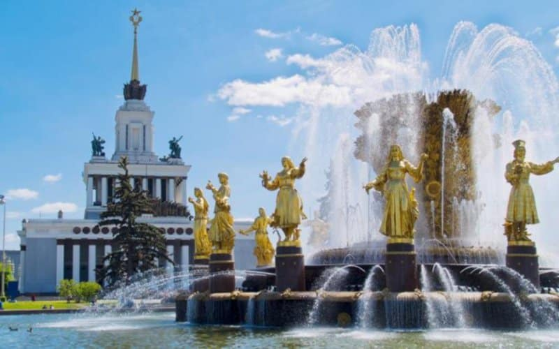 Moscow City Tour with English-speaking guide