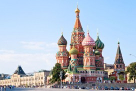 Moscow Private English Tours in Russia