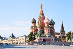 Airport Transfers in Moscow
