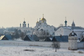 Golden Ring Tours in Russia