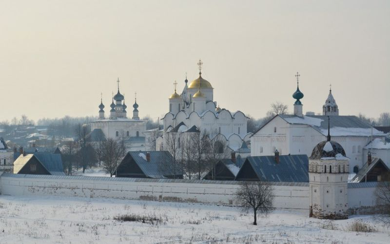 English Tours in Russia - Golden Ring