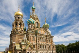 St. Petersburg Private English Tours in Russia