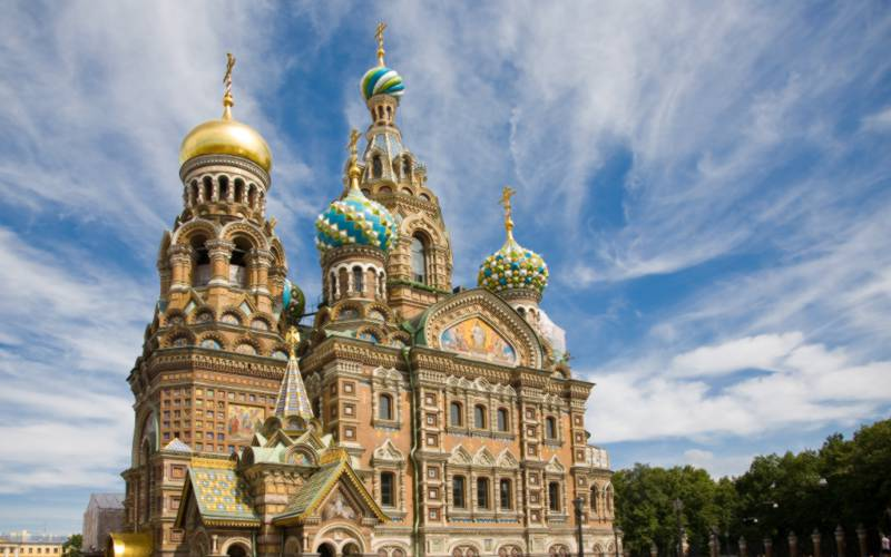 Tour in Russia - Tour Privato a San Pietroburgo