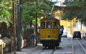 Santa Teresa Tram Rio de Janeiro