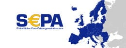 SEPA Payments Accepted