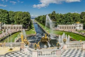Peterhof Private English Tours in Russia
