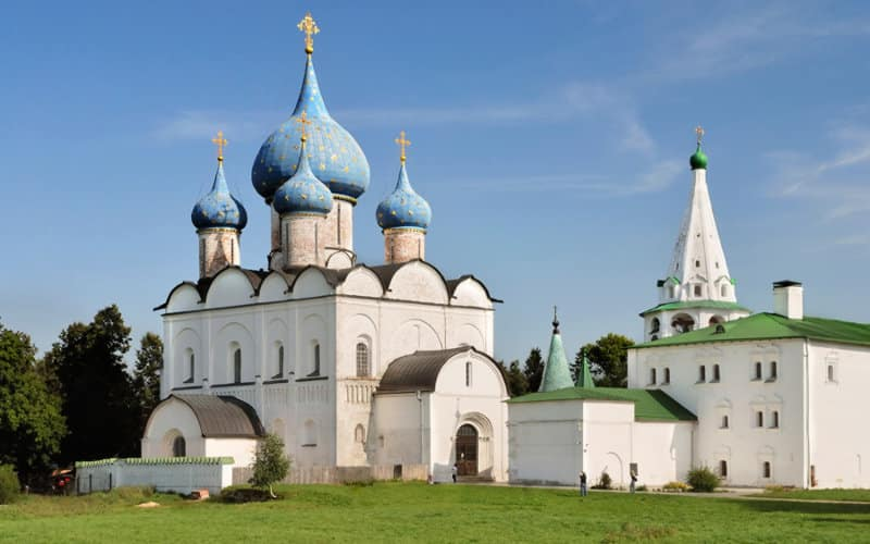 Suzdal Kremlin Golden Ring Tour