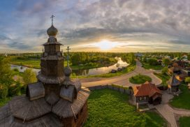 Suzdal and Vladimir Golden Ring Tour