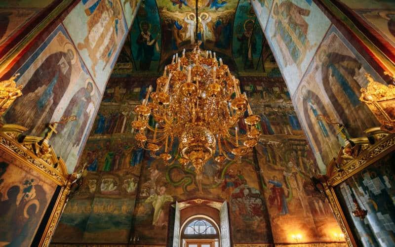 Assumption Cathedral Sergiev Posad
