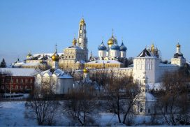 Half-Day Golden Ring Tour to Sergiev Posad