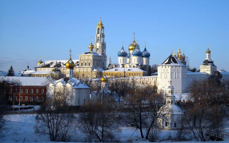 Trinity Monastery of St. Sergius Sergiev Posad
