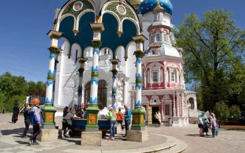 Chapel Sergiev Posad