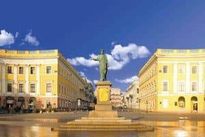 Airport Transfers in Odessa