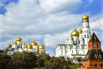 Moscow Kremlin Tour with English-speaking guide