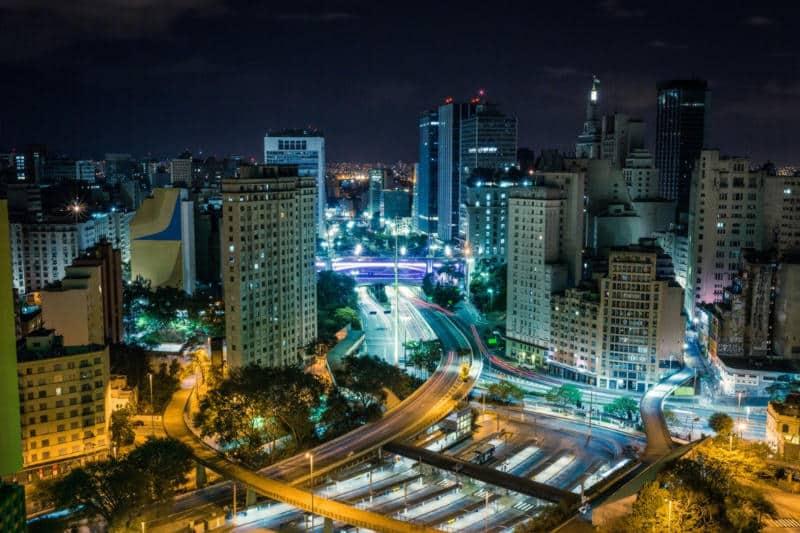 Sao Paulo at Night